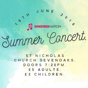 Summer Concert Image 1